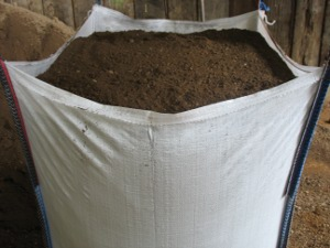 Dumpy bag of Topsoil